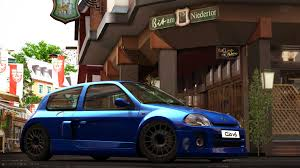 renault clio v6 modified 2000 renault clio sport v6 gran turismo 5 by vertualissimo on