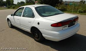 1999 ford contour lx item dd0819 sold october 3 governm