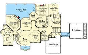 House Plans With Porte Cochere | european house plan with porte cochere 13498by architectural