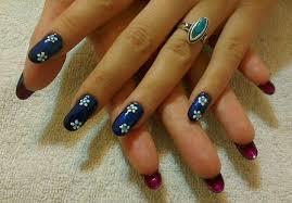 new acrylic nail designs 2012