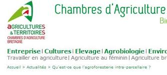 chambre agri agenda chambre agri bretagne agriculture nouvelle