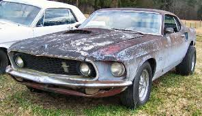 mustang project cars for sale mustang fastback project car