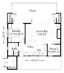 glamorous shallow lot beach house plans gallery best inspiration