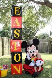 mickey mouse clubhouse birthday party ideas mickey mouse