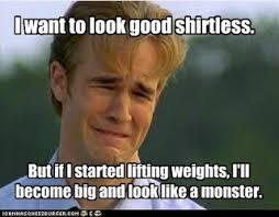Body Building Meme - bodybuilding drama gym meme by ragnabloodegde on deviantart