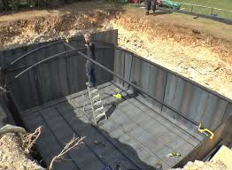this guy built a bunker beneath his backyard ready for the
