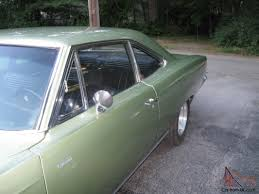plymouth roadrunner base california car ready for your showroom