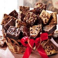 mrs fields brownies mrs fields 24 brownie basket