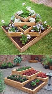 Diy Gardening Ideas 20 Truly Cool Diy Garden Bed And Planter Ideas Weather