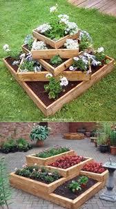 Diy Garden Ideas 20 Truly Cool Diy Garden Bed And Planter Ideas Weather
