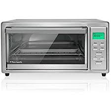Amazon Kenmore 4 slice Digital Toaster Oven with 9