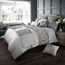 Diamante Bedroom Set Verina Duvet Cover With Pillowcase Quilt Cover Bed Set Single