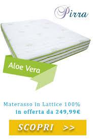 offerta materasso lattice offerte materassi in lattice prezzi e sconti