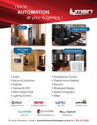 smart home expertise lumen