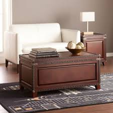 storage trunk coffee table buy storage trunk coffee tables from bed bath beyond