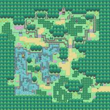 Pokemon Map Pokemon Pets Game Map Lily Pond Route Id 2 Zone Normal