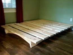 Platform Bed Frame Platform Twin Bed Frame Genwitch