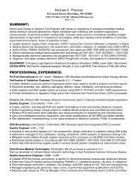 Tech Resume Sample Medical Technologist Resume Sample