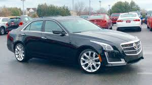 2014 cadillac cts awd 2014 cadillac cts premium collection awd 2 0l turbo start up
