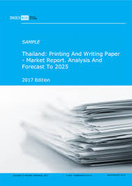 picture and writing paper thailand printing and writing paper market report analysis and fo