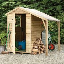 i like the lean to idea forest garden 6 x 4 overlap shed with lean