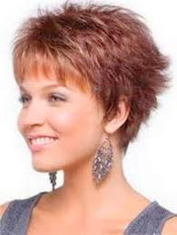 short haircuts for women over 50 with curly hair 58 with short
