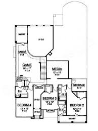 west lake house plan home plans by archival designs