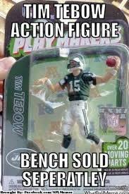 Bench Meme - tim tebow bench meme