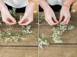 Baby Breath Flowers Diy Baby U0027s Breath Flower Crown Diy Crafts 100 Layer Cakelet