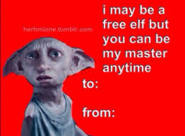 Valentines Day Meme Card - funny valentines day cards tumblr harry potter