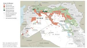Syria Map Control by Map Daesh Areas Of Influence U2013 February 2017 Update U2013 The Global