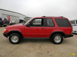 vermillion red 1998 ford explorer sport exterior photo 58203912