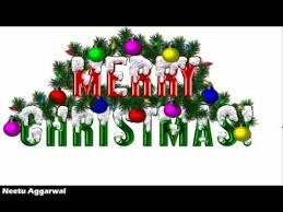 merry greetings to all my family and friends