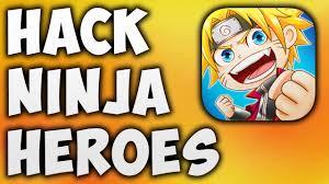 tutorial hack ninja heroes ninja heroes storm battle hack cheats free diamonds gold