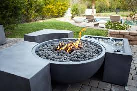 Concrete Firepit Concrete Pit Vessel Pit Shop Now Concrete Commander