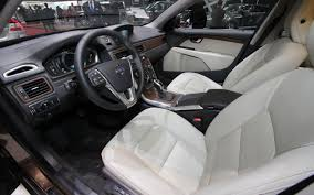 volvo hatchback interior car picker volvo xc70 interior images