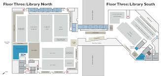 study room floor plan floor maps georgia state university library