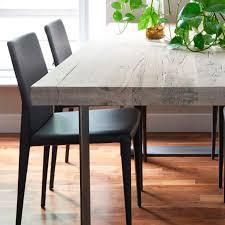 Dining Room Furniture Uk Modena Modern Wood Metal Dining Table