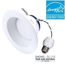 how to install retrofit led can lights cree tw series 65w equivalent soft white 2700k 6 in dimmable led