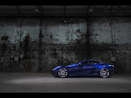 lexus lfa concept 2012 lexus lf lc blue concept static side angle wallpapers 2012