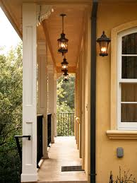 Ceiling Mount Porch Light Hanging Porch Lighting Ideas Pictures Remodel And Decor For