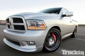 dodge ram single cab rt 2012 ram r t blurred lines truckin magazine