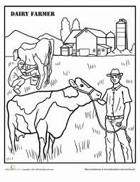 farmer worksheet education