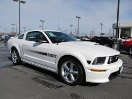 mustang gt cs 2008 ford mustang gt cs california special coupe data info and