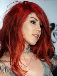 light auburn red hair color will look calm women hairstyles