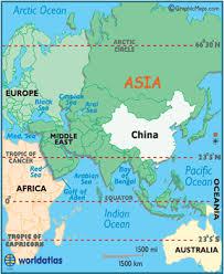 map of china china map geography of china map of china worldatlas