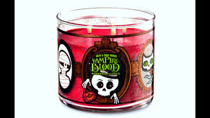 bath u0026 body works candle review vampire blood