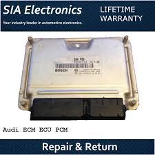 audi computer audi ecm repair and sia electronics