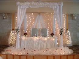 Wedding Head Table Decorations by 33 Best Wedding Head Table Decorations Images On Pinterest