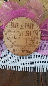 rustic save the date magnets calendar save the date magnet 30 wood save the date favour